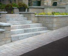 Interlock Steps in Ottawa