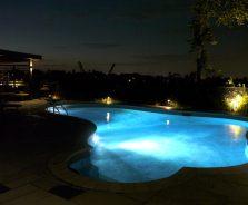 Pool lighting in the Stonebridge/Barrhaven area