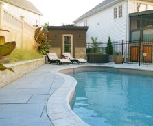 Pool Landscaping in Ottawa and Barrhaven